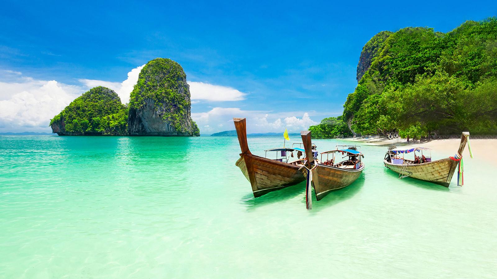 Loty w obie strony do Tajlandii (Krabi) w listopadzie