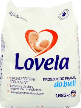 Proszek Lovela 1,625 kg (mix rodzajów) - Biedronka