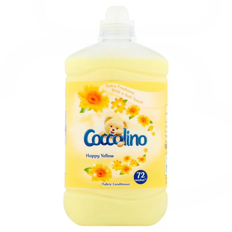 Płyn do płukania Coccolino 1,45 -1,8 L wybrane rodzaje, Auchan od 29sierpnia