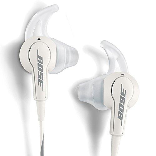 Słuchawki douszne Bose  SoundTrue In Ear (białe lub czerwone) 50% taniej @ Amazon.de