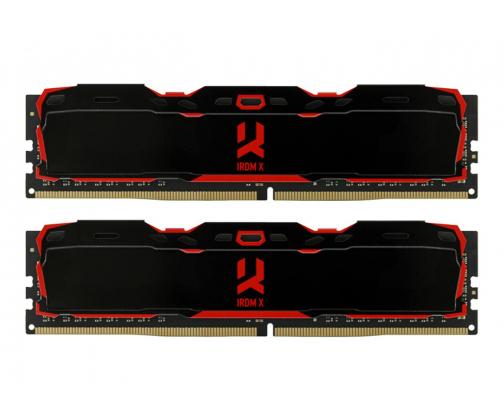 IRDM 16GB (2x8) DDR4 3200MHz CL16 GoodRam