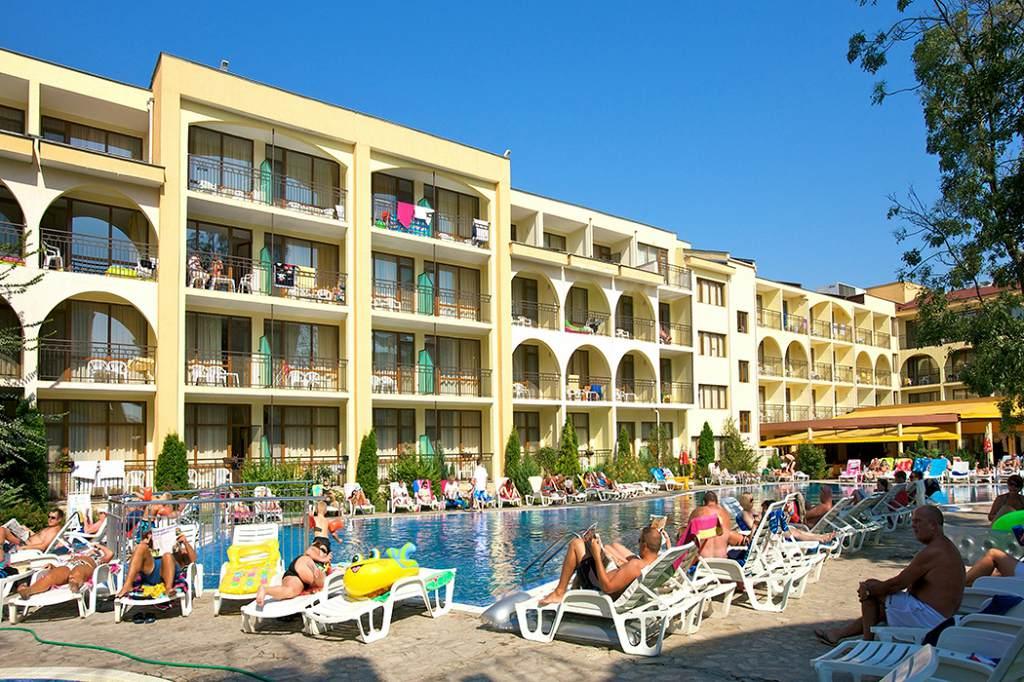 Bułgaria we wrześniu z własnym dojazdem Hotel **** z All Inclusive