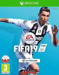 FIFA 19 PL Xbox One/PS4