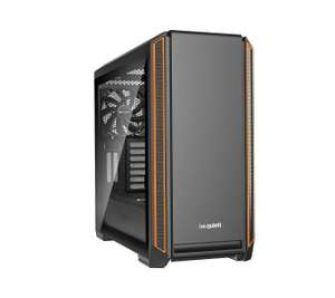 Obudowa komputerowa be quiet!  Silent Base 601 Window Orange