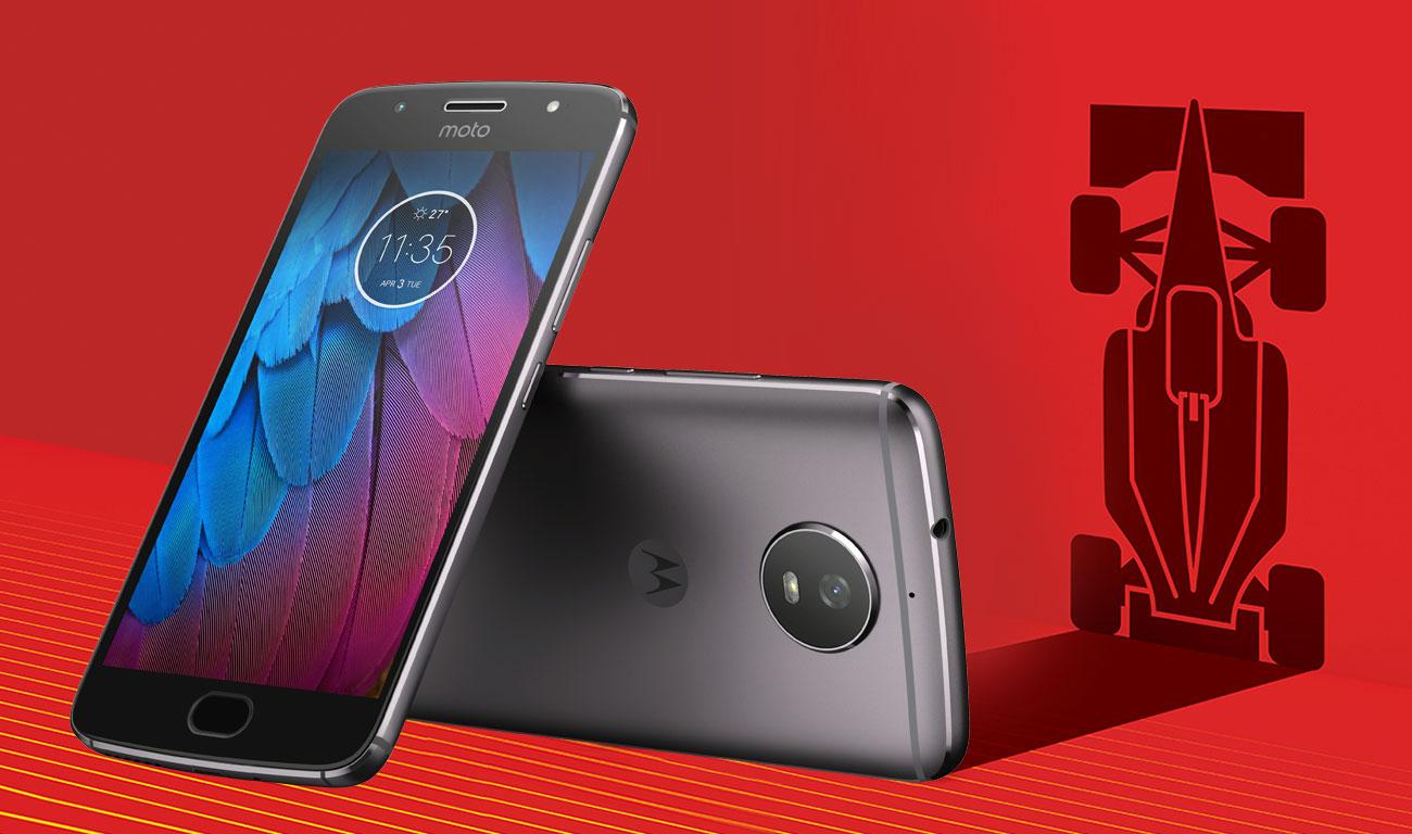 Motorola Moto G5S FHD 3/32GB złoty