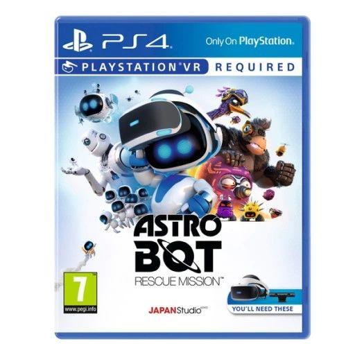 Astro Bot: Rescue Mission PS4 VR