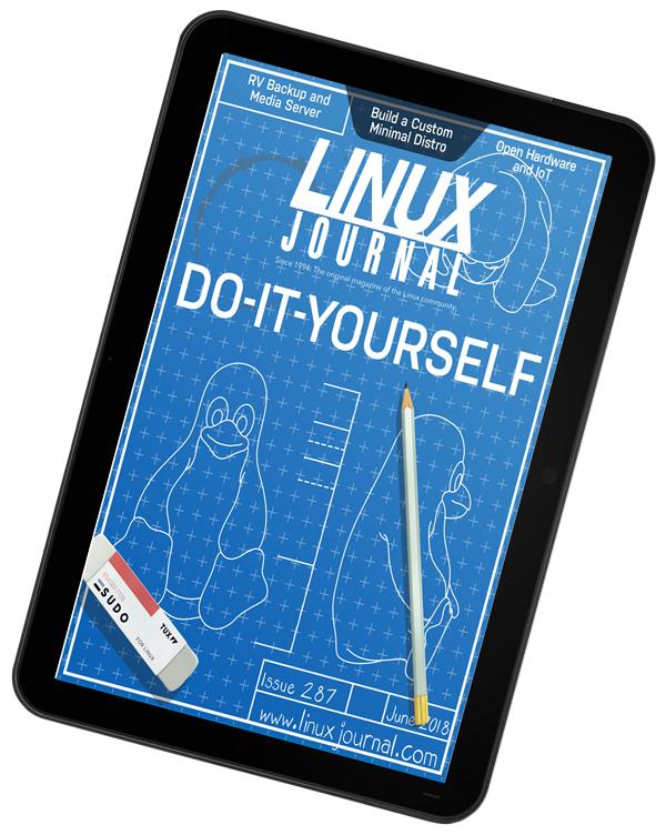 Magazyn Linux Journal otwiera archiwa (e-book)