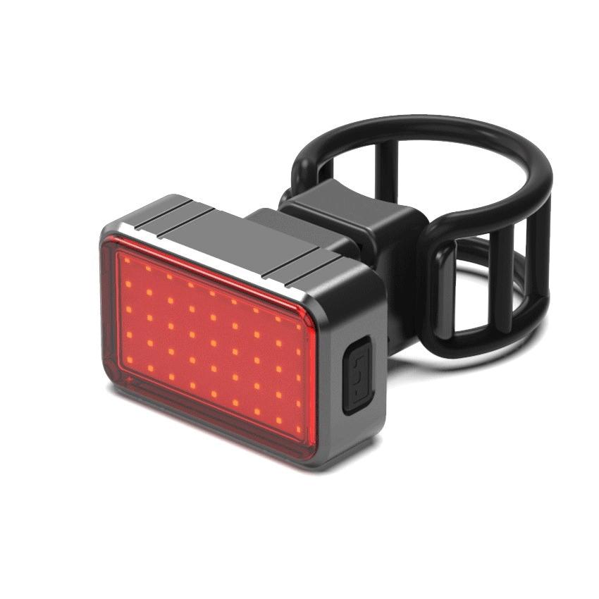 Lampka rowerowa tylna Xanes STL10 COB akumulator USB