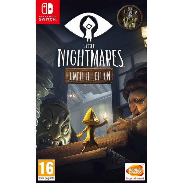 Little Nightmares Complete Edition na Nintendo Switch od shop4pl dodatkowo 20% wraca w postaci punktów darmowa dostawa
