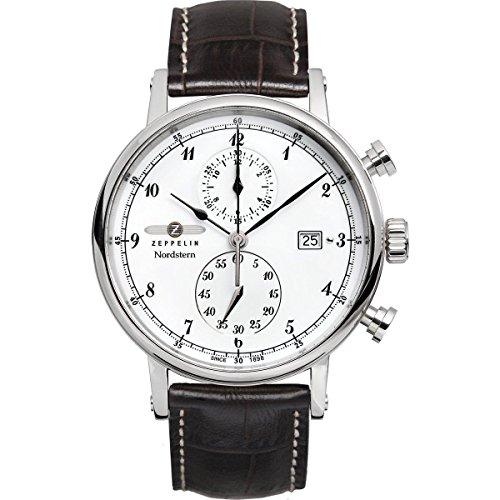 Zegarek Zeppelin Nordstern Chronograf