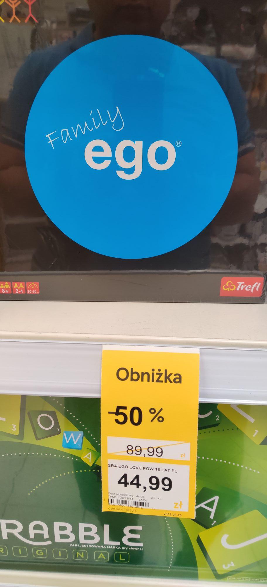 Family Ego [Tesco Mory Warszawa]