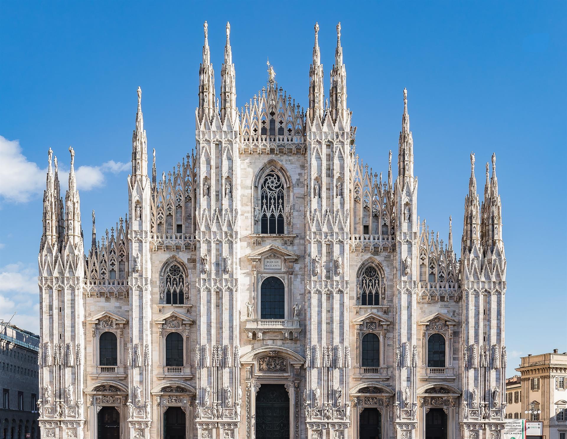 Loty na weekend do Mediolanu z Krakowa (MXP Malpensa, nie Bergamo)