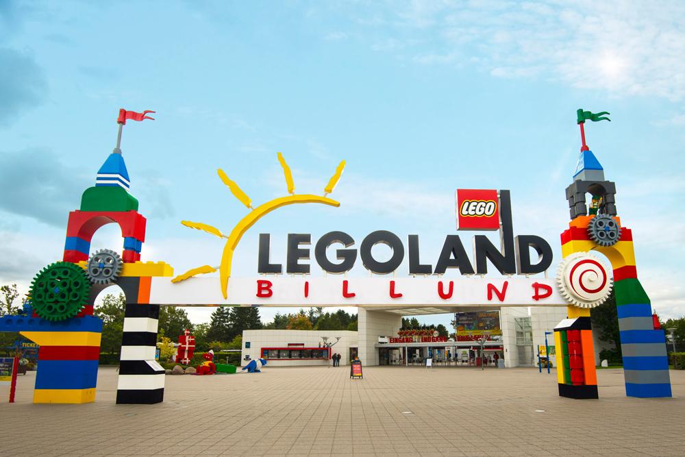 Loty do Legolandu (Billund) z Berlina (SXF) na weekend