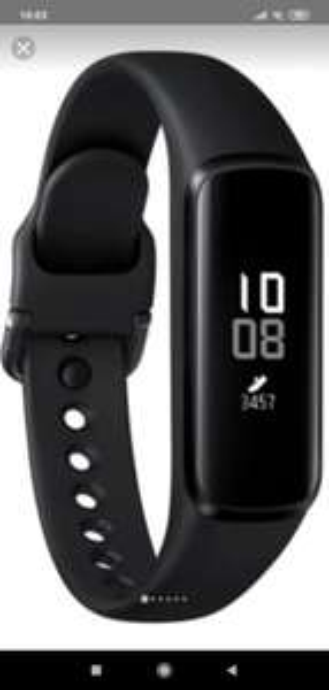 Samsung Galaxy Fit e Czarny