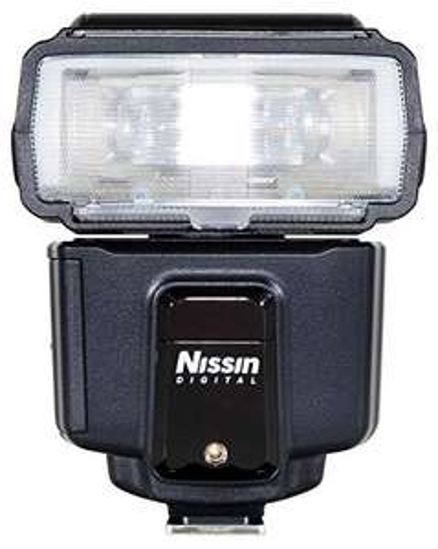 Lampa błyskowa do FUJI -nissin i600 za 99eur z AMAZON