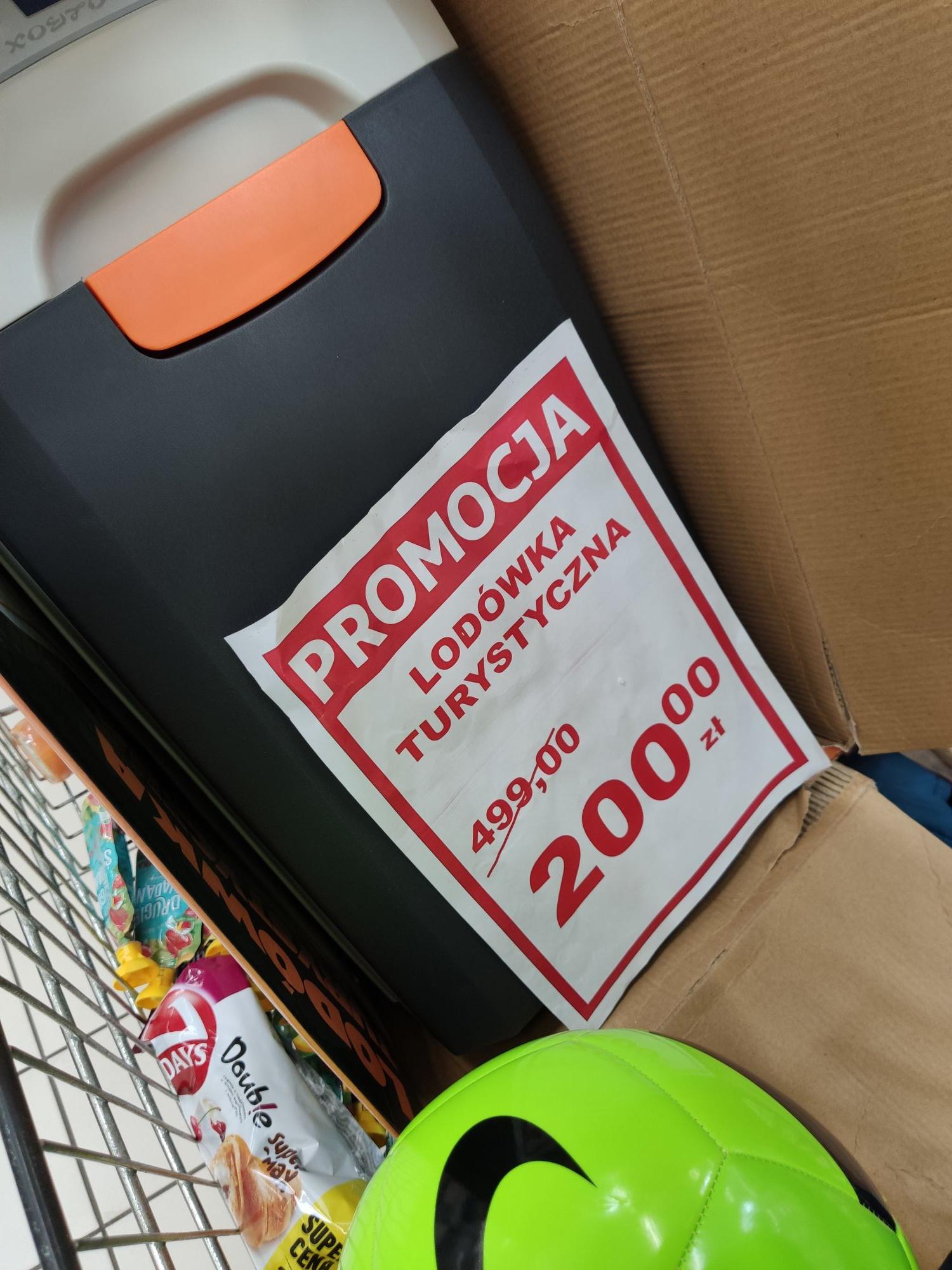 Auchan Legnica wyprzedaż przemysłówki 50%
