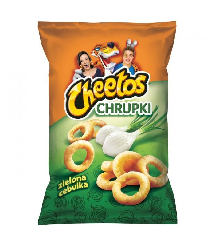 Chipsy CheetosMix 160g różne smaki Biedronka