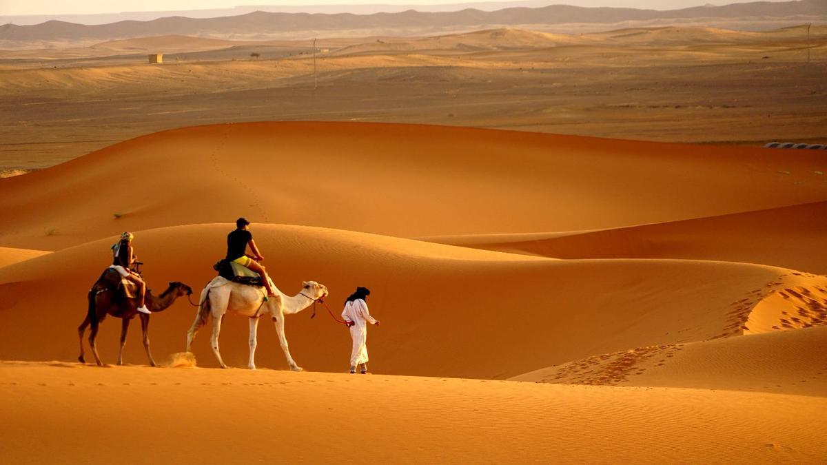 Tanie loty do Agadir (Maroko) w grudniu