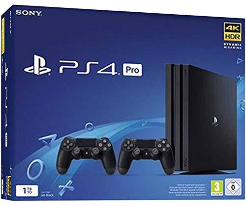 Konsola Sony Playstation 4 Pro 1TB 2 pady DS4 V2 (nieznana data dostawy) amazon.it