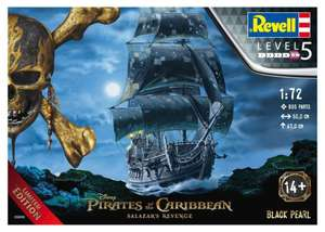 Dla modelarzy - REVELL 05699 Black Pearl Limited Edition i inne