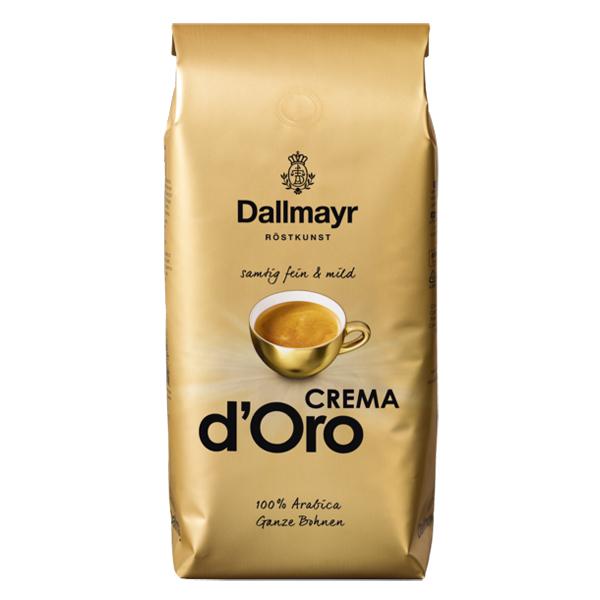 Kawa ziarnista Dallmayr Crema d`Oro, cena 1kg przy zakupie 2kg, 3 rodzaje, w bi1 od 4 września