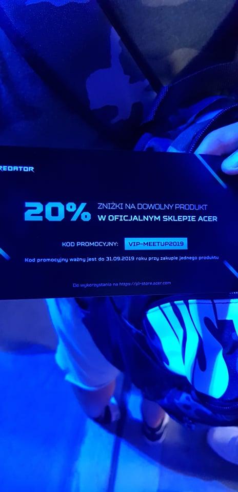 -20 % Na cały asortyment Acera