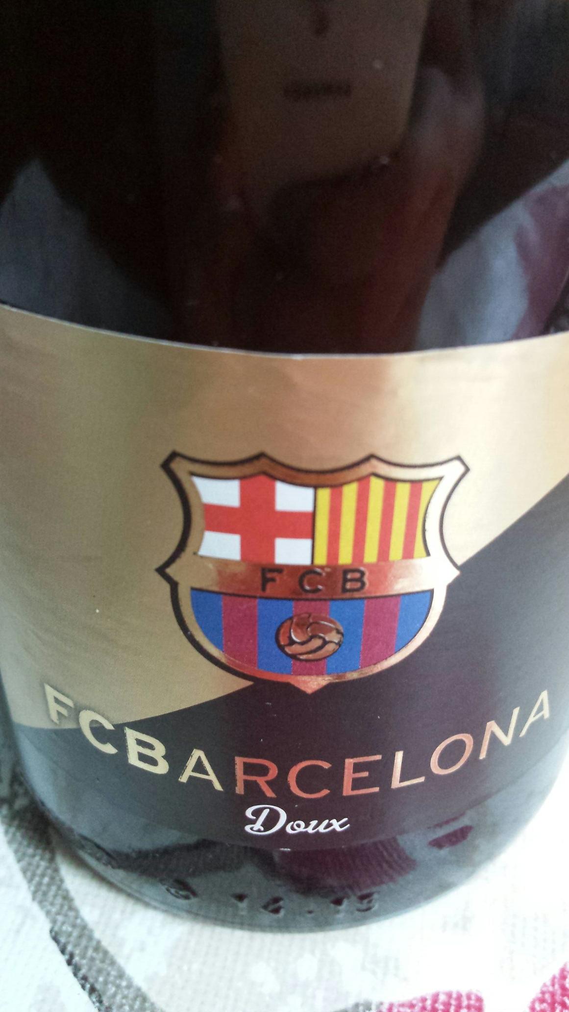 Szampan FC Barcelona