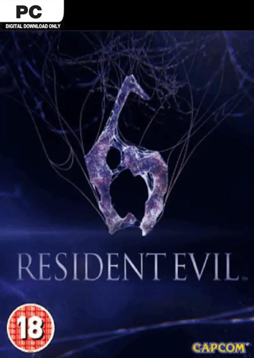 Resident Evil 6 (EU) PC/Steam