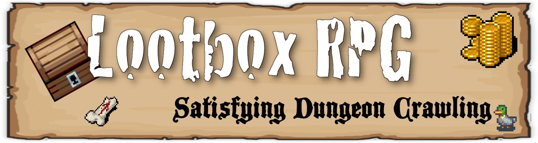 Lootbox RPG - dungeon crawler - gra na Android i iOS