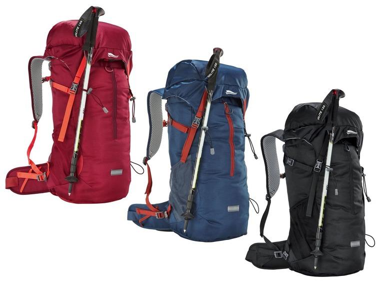CRIVIT® Plecak trekkingowy 48L