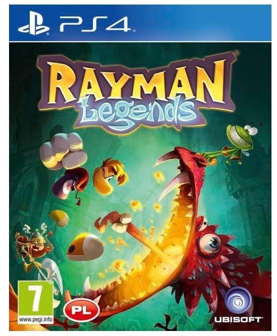 Rayman Legends PS4 PL (PS Store HK)