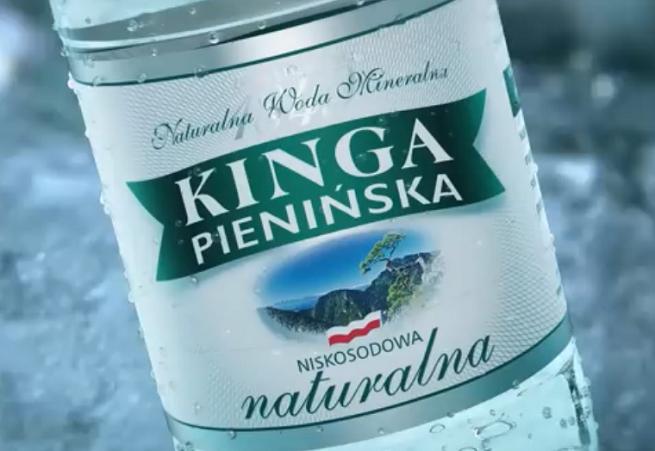 Woda mineralna Kinga Pienińska, cena za 1 zgrzewkę przy zakupie 2, hipermarket bi1