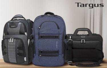 Akcesoria Targus -50% dzisiaj,  np plecak Targus Work + Play