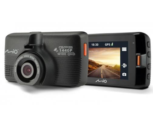 Kamera samochodowa MIO 751  - wysoki model z solidnym rabatem 2,5K , HDR, GPS
