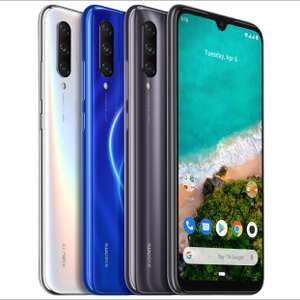 Xiaomi Mi A3 4/64 Global Version Grey/Blue @ Banggood