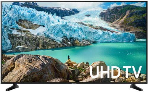 """Telewizor LED 55""""  Samsung UE55RU7092, 4K, WiFi, HDR+ (model 50"""" UE50RU7092 za 1699 zł , a 65"""" UE65RU7092 za 3399zł)"""
