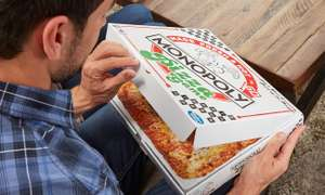 Monopoly Pizza od Hasbro
