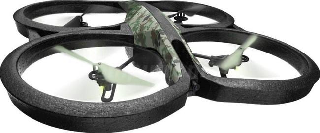 Dron Parrot A.R Drone 2.0 Edycja jungle na komputronik.pl