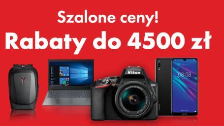 Aparat Nikon D3500 + AF-P DX 18-55 G VR (Warszawa)