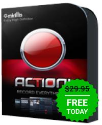Mirillis Action! 1.30.0 za darmo