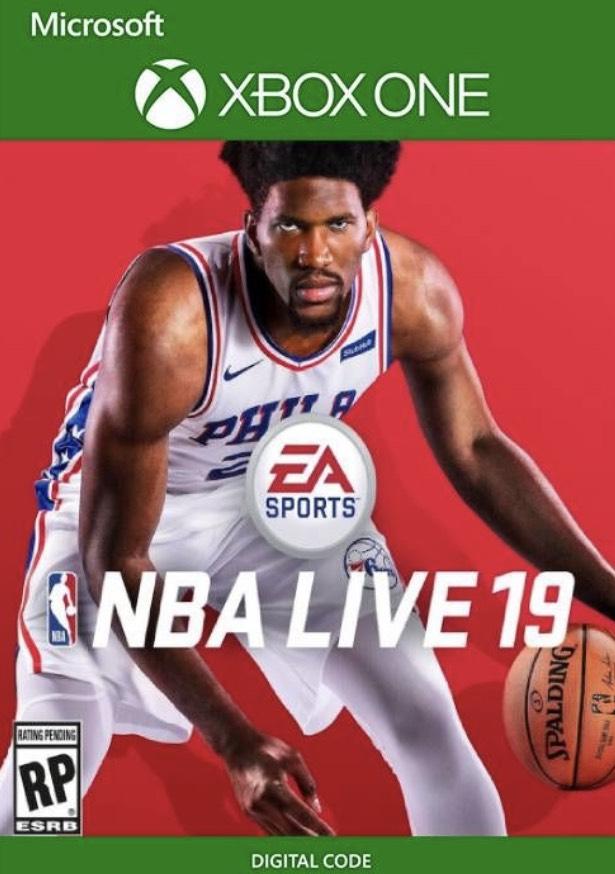 NBA LIVE 2019 Xbox one