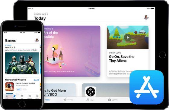 Darmowe aplikacje i gry IOS