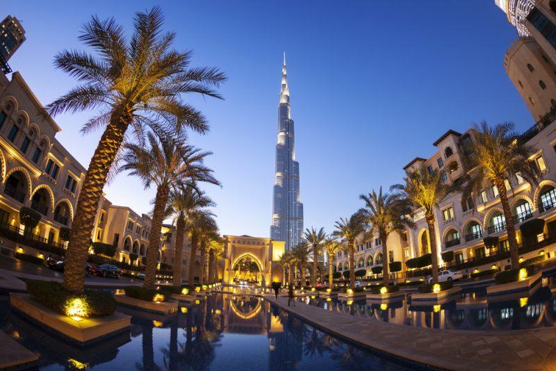 Podróż do Dubaju i noclegi w 4* hotelu za 923 zł