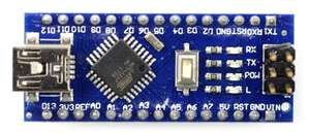 Arduino Nano V3 ATMega328P + CH340 - KLON