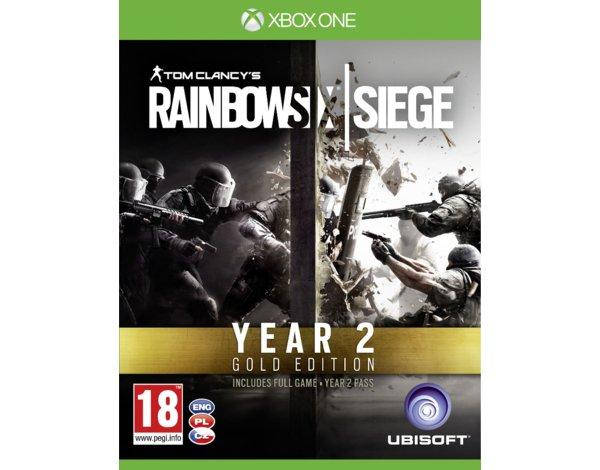 Tom Clancy's Rainbow Six Siege: Gold Edition YEAR 2 Xbox One
