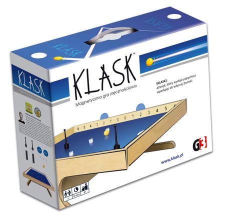 Zręcznościowa gra KLASK za 140 zł