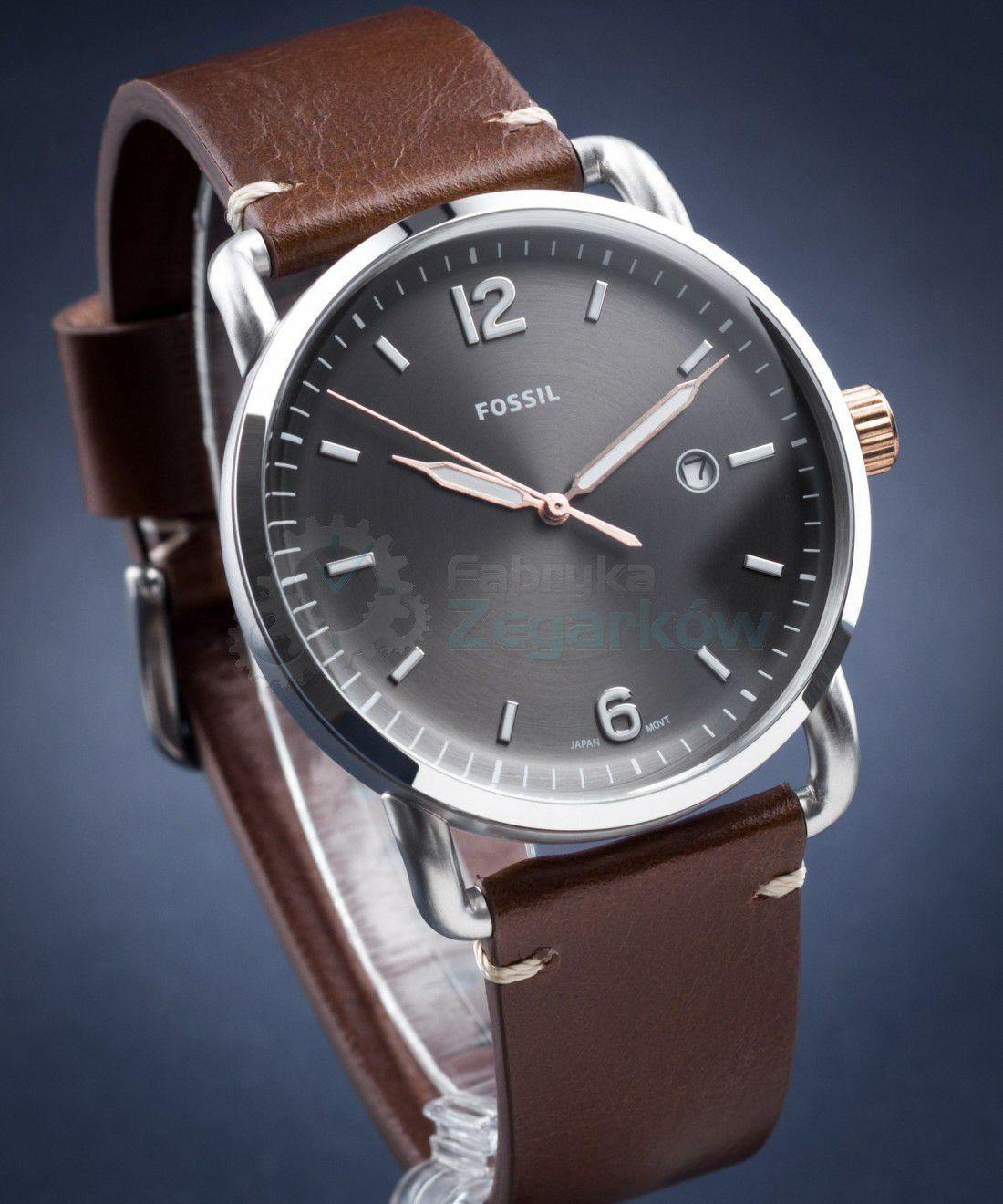 Wyprzedaż zegarków Fossil -(np. Fossil  Fs5417 i inne modele) @  Watches2u