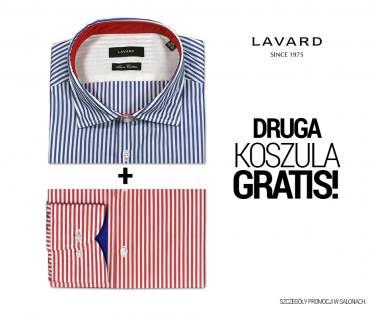 30% zniżki na spodnie oraz dwie koszule/swetry w cenie jednego @ Lavard
