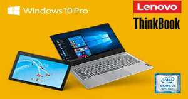 Tablet Tab E10 gratis do wybranych laptopow Lenovo. Okazja miesiąca w Euro RTV.
