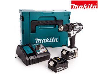 Wiertarko-wkrętarka Makita 18 V | 2x 5.0 Ah  1.754,95 zł  48% zniżka